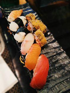 Sushi, love, fish