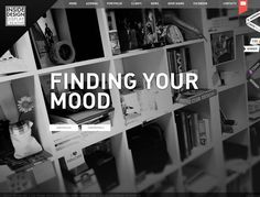 21 Amazing Examples of Clean and #Minimal #Web #Designs | Inspiration