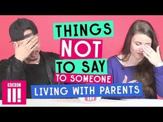 Things You'll Know If You Still Live With Your Parents - YouTube