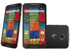 "Smartphone Motorola Moto X 32GB Preto 4G - Câm. 13MP Tela 5.2"" Full HD Proc. Quad Core"