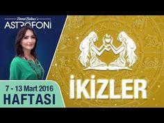 İKİZLER burcu haftalık yorumu 07 - 13 Mart 2016
