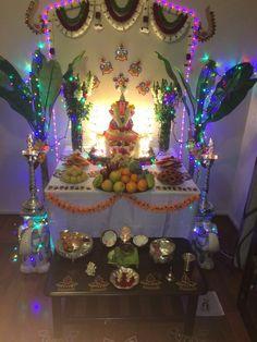 Diwali Decorations, Festival Decorations, Birthday Decorations, Flower Decorations, Wedding Decorations, Mandir Decoration, Ganpati Decoration At Home, Ganapati Decoration, Drinking Straw Crafts
