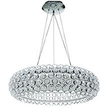 "Modway Furniture - Halo 25"" Acrylic Chandelier"