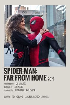 Alternative Minimalist Movie/Show Polaroid Poster Spiderman Far From Home Marvel Movie Posters, Iconic Movie Posters, Minimal Movie Posters, Minimal Poster, Movie Poster Art, Iconic Movies, Film Posters, Poster Wall, Film Polaroid