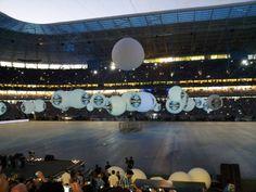 Inauguração Arena do Grêmio.