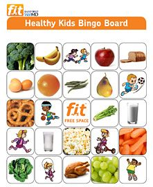 Teaching Children The Benefits Of Eating Healthy Food And