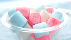 You can make just about any color marshmallow you want to co-ordinate them with your color scheme.