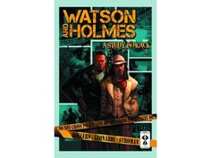 Watson and Holmes African Americans Detectives