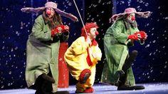 """""""SLAVA'S SNOWSHOW al Piccolo Teatro Strehler da lunedì 28 Dicembre a domenica 10 Gennaio""""  Prenota la camera http://www.bedinmilano.com/it/"""