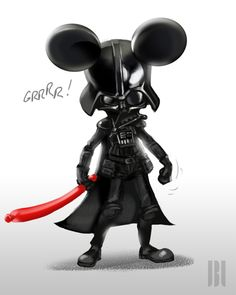 Disney side of the force...