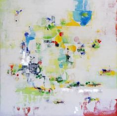 "Saatchi Art Artist Changsoon Oh; Painting, ""A Capricious Summer Day"" #art"