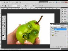 Tutoriales Photoshop : Fotomanipulación con fruta - http://www.cleardata.com.ar/tutoriales/tutoriales-photoshop/tutoriales-photoshop-fotomanipulacion-con-fruta.html