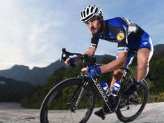 Tom Boonen | Team | Etixx - Quick-Step Pro Cycling Team #cycling #Bianchi #bikes & more