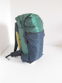 An ultralight backpack made out of tent fabric pu coated ripstopnylon. I chose between lightweight-yet tough and reliable and. & toward simple: DIY Silnylon Ultralight Backpacking Stuff Sacks for ...