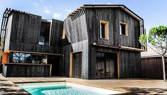 Architecture, Cabin, House Styles, Home Decor, Home, Arquitetura, Decoration Home, Room Decor, Cabins