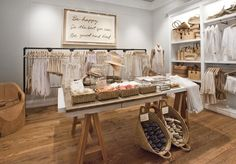 Retail store design ideas.