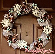 @prettygirltips Beautiful Wreath