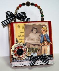 A Project by Keelyyowler from our Scrapbooking Altered Projects Home Decor Galleries originally submitted 12/31/11 at 11:04 PM