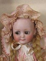 Googlie Girl ... bisque doll, ca. 1910