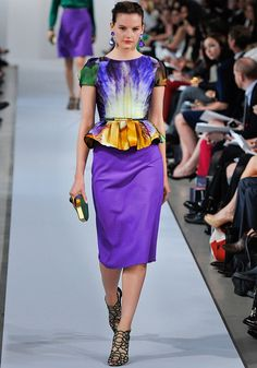 Oscar de la Renta Resort 2013 - Review - Fashion Week - Runway, Fashion Shows and Collections - Vogue