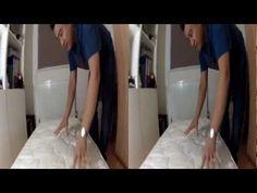 Hypnia mattress review in 3D