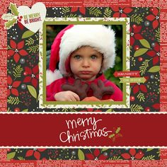 CHA Summer 2014 Reveal Day 5 - DIY Christmas Collection from Simple Stories
