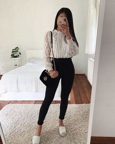 Casual Work Outfits, Business Casual Outfits, Professional Outfits, Mode Outfits, Stylish Outfits, Classy Outfits For Teens, Casual Dresses, Formal Outfit For Teens, Casual Attire