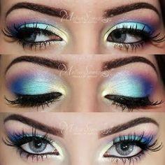 Summer Make Up :)