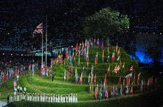London 2012 Opening Ceremony | London 2012 Olympic Games