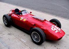 Ferrari. Plexi cover.