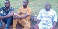 Police arrest three clerics in possession of human parts