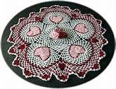 Valentine Doily from Year of Doilies Book 2