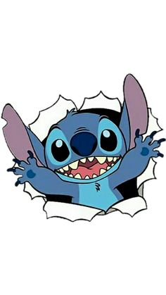 Awesome stich Images on PicsArt Disney Phone Wallpaper, Cartoon Wallpaper Iphone, Bear Wallpaper, Cute Cartoon Wallpapers, Disney Drawings Sketches, Cute Disney Drawings, Cute Drawings, Stitch Tumblr, Stitch Drawing