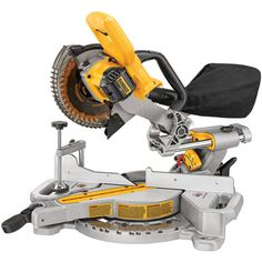 Dewalt DCS361B 20V MAX Cordless Lithium-Ion 7-1/4 in. Compound Miter Saw (Bare Tool)