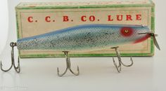 Creek Chub Salt Surfster Lure The Creek Chub Salt Surfster Lure is the largest in the Surfster family line. This giant piece of lumber was given a model 7400 by the Creek Chub Bait Company of Garrett Indiana. The lure was first produced in 1953 and lasted less than a half dozen years, being...