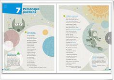 Unidad 7 de Lengua de 5º de Primaria Anaya, Editorial, Chart, Map, Interactive Activities, Spanish Language, Unity, United States, Maps