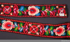 Color Shapes, Norway, Stitches, Museum, Colours, Belt, Costumes, Embroidery, Accessories