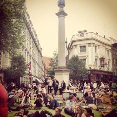 #sevendials #coventgarden #festival #london
