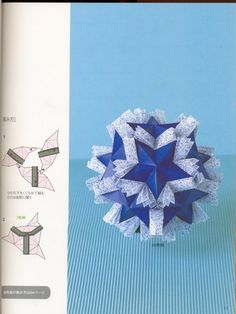 Adobracya: Diagrama Do Kusudama Butterflies