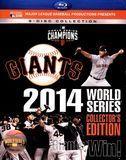 MLB: 2014 World Series Collectors Edition [8 Discs] [Blu-ray] [Eng/Spa] [2014], 27307175