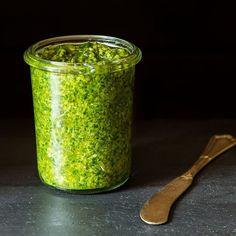 Simple Vegan Pesto recipe on Food52