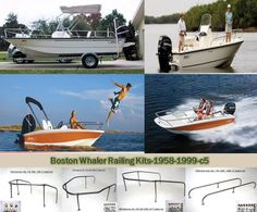 Brand new OEM style bow rail for the classic Boston whaler made from polished 316 stainless tubing. Boston Whaler, Oem, Restoration, Classic, Design, Style, Derby, Swag, Stylus