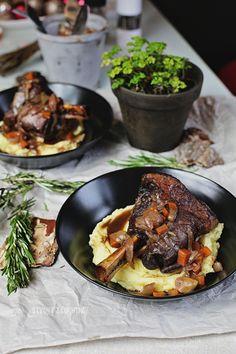 St[v]ory z kuchyne | Lamb Shanks
