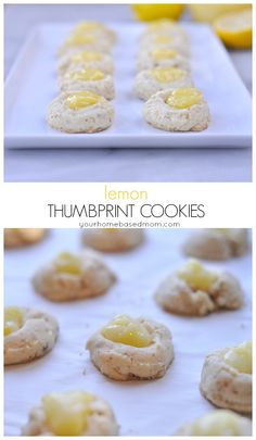 Lemon Thumbprint Coo