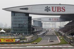 Chinese Grand Prix, Shanghai, China, 15 April 2012. Sports Car Racing, Race Cars, Chinese Grand Prix, F1 Drivers, Ubs, Indy Cars, Car And Driver, World Championship, Formula One