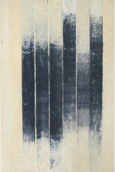 rerylikes:  Doug Glovaski. Revealed #9, 2009. oil and wax on paper (via destina-terre:glovaskicom)