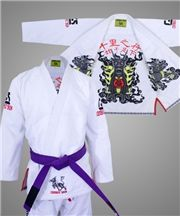 Combat Warrior Gi