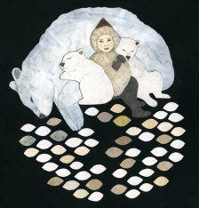 Illustration d'Ilya Green : les-ours