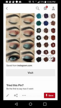 Amzing collection of makeup photos. Gorgeous Makeup, Love Makeup, Makeup Inspo, Makeup Inspiration, Makeup Is Life, Makeup Goals, Makeup Tips, Make Up Palette, Maquillage Yeux Cut Crease