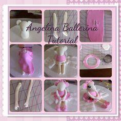 Angelina Ballerina!!